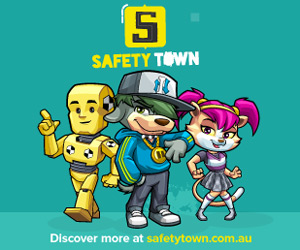 Discover Safety Town.