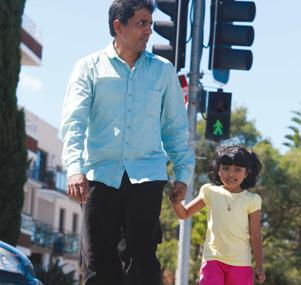 Children are among the most vulnerable pedestrians