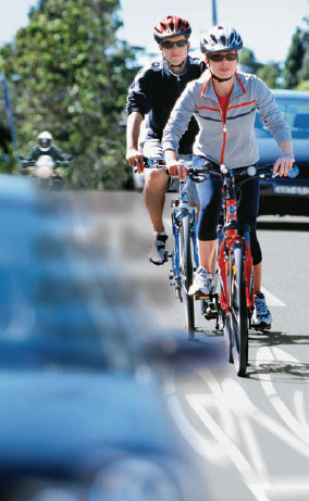 Laws - Cyclists - Staying safe